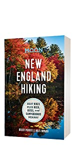 new england hiking travel guide book