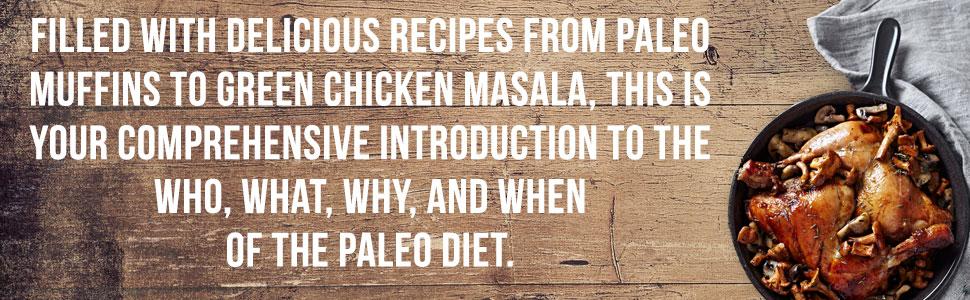 Paleo for beginners, Paleo diet, Paleo
