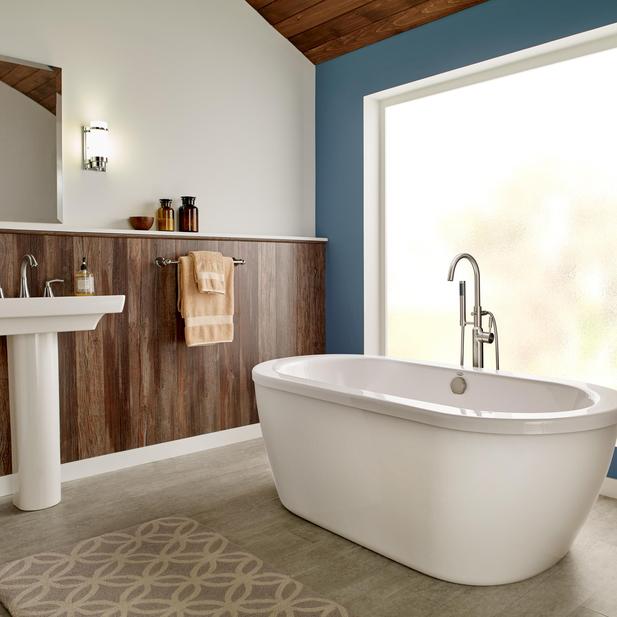 rack window tub viewing make beautiful design deep kohler gallery traditional shower towel blind using tubs soaker a what your bathroom with in is ideas