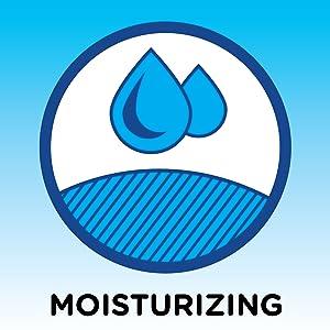 moisturizing