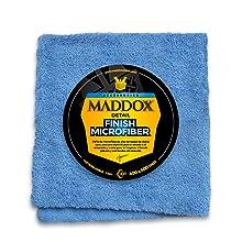 Maddox Detail Premium Glaze Wax Premium Carnaubawachs Für Besonderen Glanz Auto