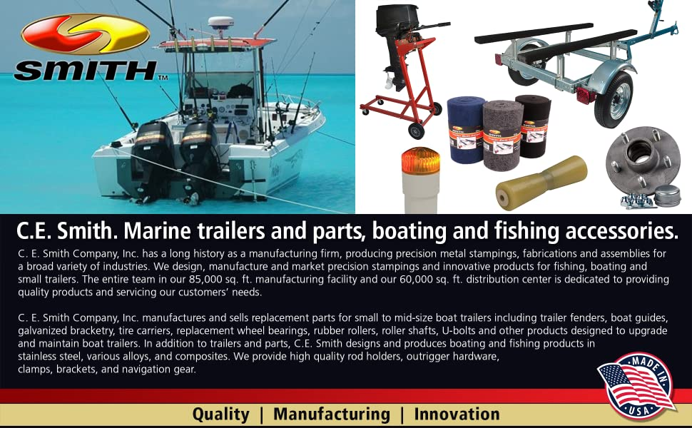 Trailer Parts, Boating Accessories, Fishing Accessories
