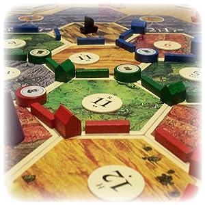 Devir - Catan, juego de mesa - Ampliación para 5 y 6 Jugadores (BGCATAN56): Amazon.es: Juguetes y juegos