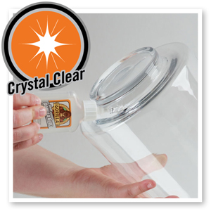 Crystal Clear Clear Glue