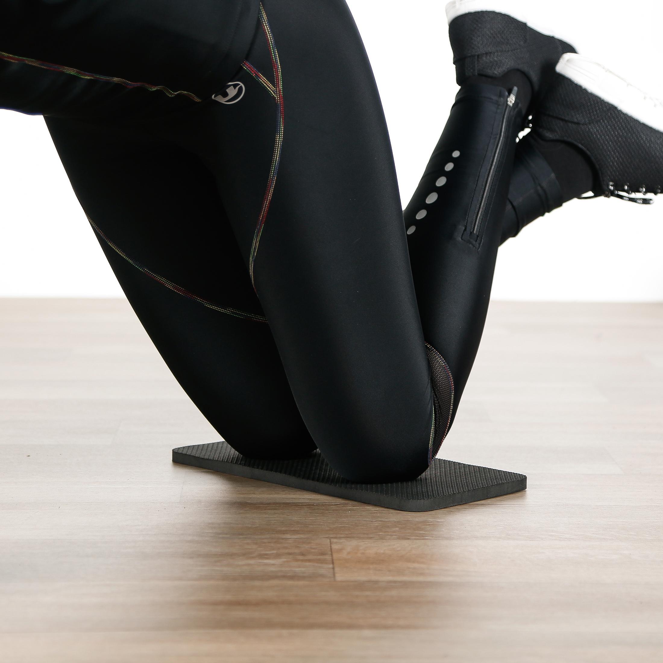 ultrasport bauchtrainer ab wheel platzsparender. Black Bedroom Furniture Sets. Home Design Ideas