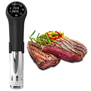 immersion circulator precision cooking restaurant quality - Immersion Circulator