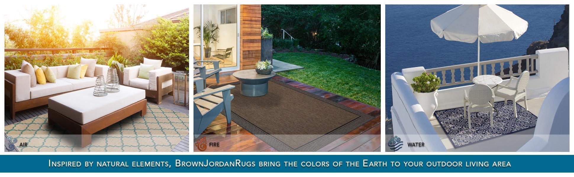 Amazon Brown Jordan Prime Label Outdoor Furniture Rug
