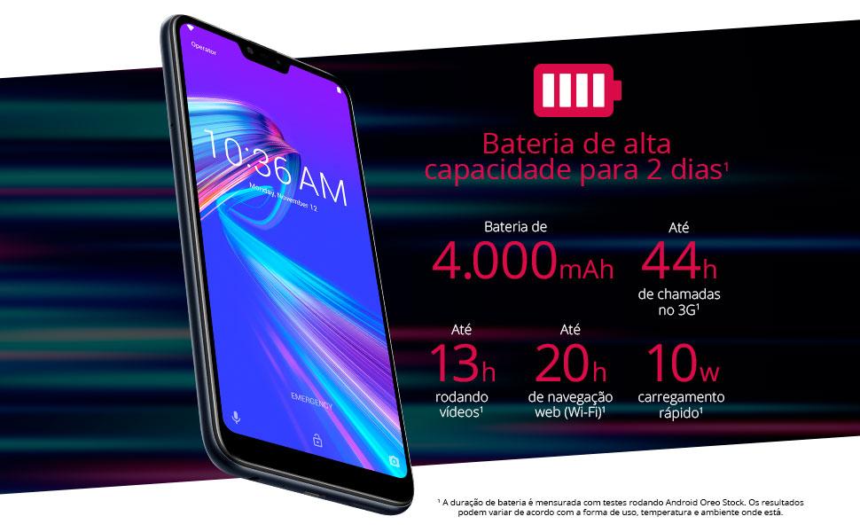 bateria alta capacidade