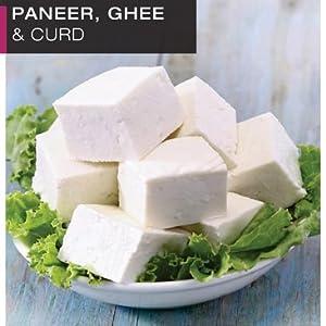 Paneer, Ghee and Curd