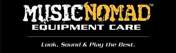 music nomad, musicnomad, nomad music, music nomad equipment care, musicnomad equipment care