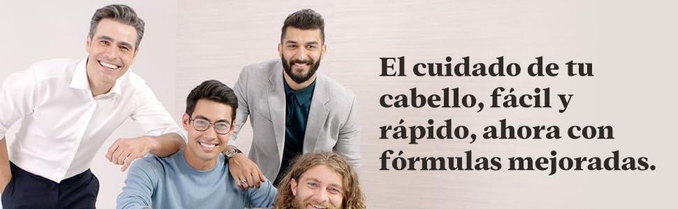 Just For Men Touch Of Grey, Tinte Gradual Que Reduce Parcialmente Las Canas, Castaño. Look Sal Y Pimienta