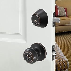 Combo Door Lock