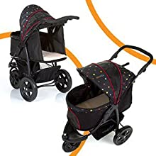 togfit pet roadster luxus hundewagen haustier buggy. Black Bedroom Furniture Sets. Home Design Ideas