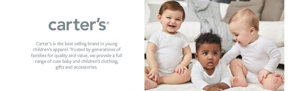 dff4dabb674b Amazon.com  Carter s Baby Girls  2-Pack Romper  Clothing