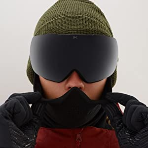 ff31a7f7198 winter sport snowboard goggle eye protection face foam insulated comfort  durable