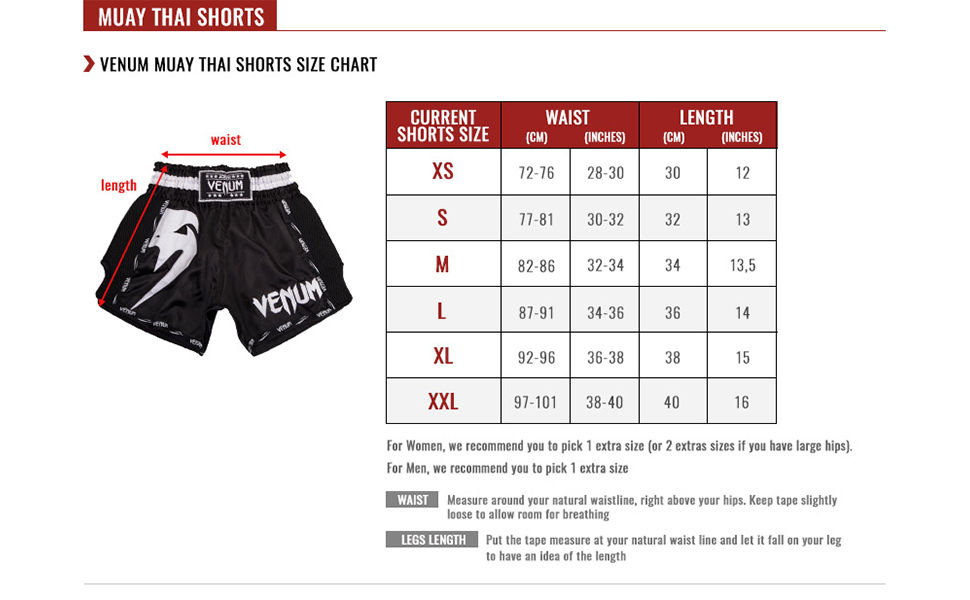Black//Red Free Shipping Venum Sharp 3.0 Muay Thai Fight Shorts Large