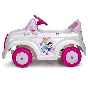 FEBER - Coche Princess Car 6 V (Famosa 800010252): Amazon.es ...