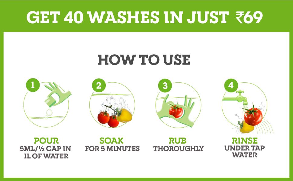veggie clean by marico,veggie clean fruits vegetables,veggie cleanwashing liquid,nim wash,fruit wash