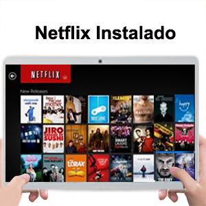Tablets 10 Pulgadas 4G Dual SIM/WiFi 32GB ROM 2GB RAM (Netflix y WPS Office Están Instalados) Android 7.0 8MP Caméra 7000mAh Batería Bluetooth/OTG Voukou T5 Tablets (Oro): Amazon.es: Informática