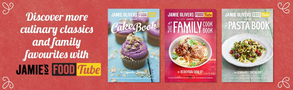food tube books