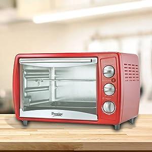 Prestige 380-Watt Oven Toaster Grill