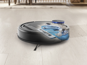 ECOVACS DEEBOT OZMO 930, Smart Robotic Vacuum, for Carpet, Bare Floors, Pet Hair, with Intelligent Mapping, OZMO Mopping Technology, Adaptive Floor ...