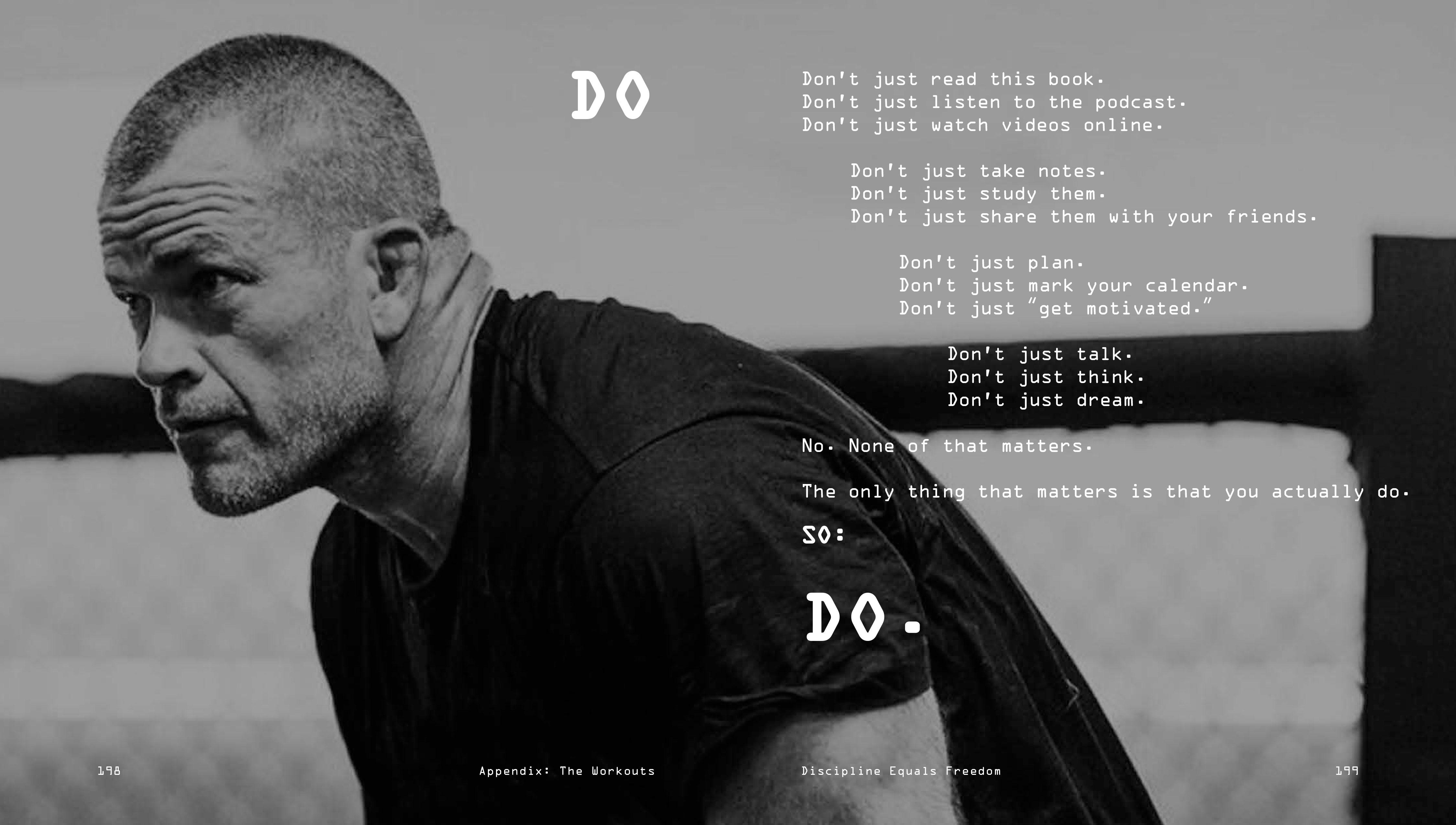 discipline equals dom field manual jocko willink  view larger