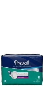 Prevail Extended-Use Briefs ...