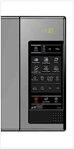 Samsung GE87M-X/XEC - Microondas con grill, 800W/1100W, 23 ...