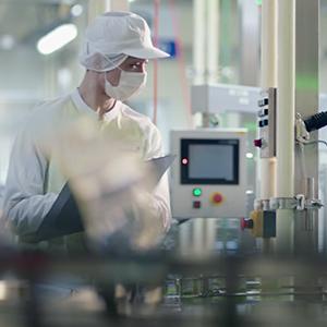 工場 豆乳工場
