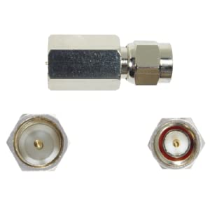 Wilson 971119 FME Male / SMA Male Connector