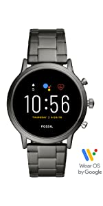 Amazon.com: Fossil Touchscreen Smartwatch (Model: FTW4025 ...
