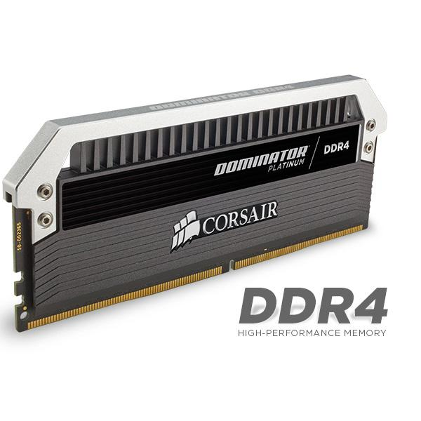 Amazon.com: Corsair Dominator Platinum 32 GB 4 x 8GB DDR4 ...