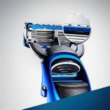 Tondeuse 3en1 Gillette Fusion Styler