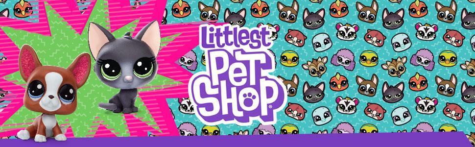 Amazon.es: Littlest Pet Shop Littlest Pet Shop-E2103ES0 Campamento ...