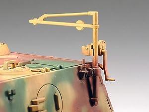 タミヤ 1/48 ミリタリーミニチュアシリーズ No.91 ドイツ 38cm 突撃臼砲 ストームタイガー プラモデル 32591