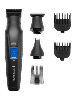 Remington Graphite G3 All in One Cordless Electric Trimmer and Body Groomer PG3000