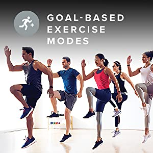 Goal-Based Exercise Modes