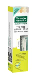 acne spot treatment scars stick blemish clear tea tree natural