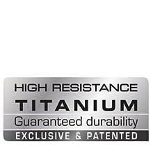 Tefal 20/24/28 Cm Sensoria-Pack 3 sartenes, 20, 24, 28 cm, Color Negro, Aluminio Forjado