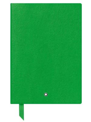 Montblanc 116518 - Cuaderno #146 Fine Stationery – Diario de piel con páginas de líneas – Bloc para apuntes A5 – 150 x 210 mm, 192 páginas, tapa color ...