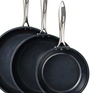 """8"""", 10"""" and 12"""" Fry Pans Available"""