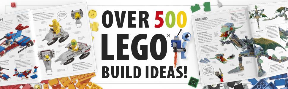 Over 500 LEGO Build Ideas!