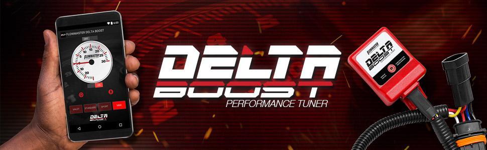 Turbocharger Boost Control Valve Delta Boost Module Flowmaster 18101