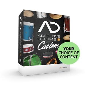 Addictive Drums custom