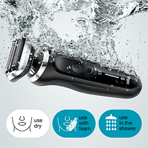100% waterproof for Wet & Dry use