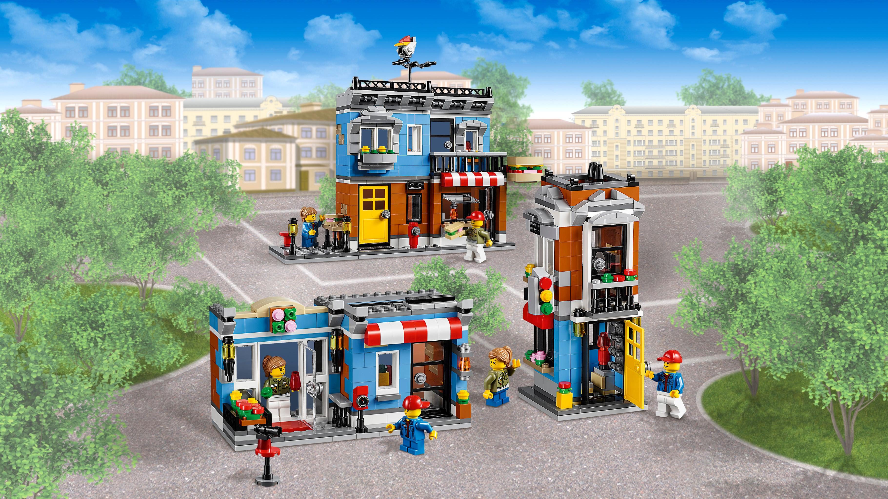 Lego Beach House Amazon