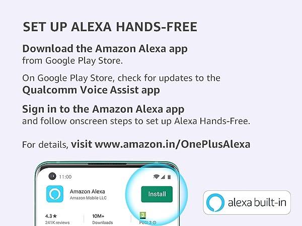Set up Alexa