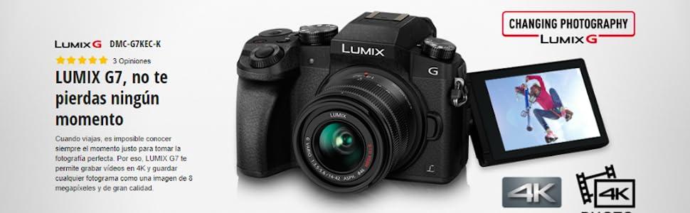 lumis, lumix g7