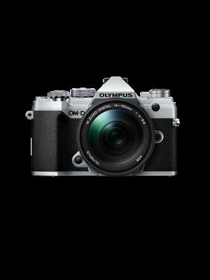 Olympus OM-D E-M5 Mark III Micro Four Thirds System Camera Kit ...